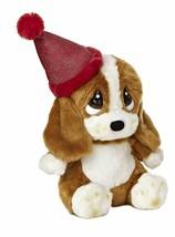"Aurora World Sad Sam Lil Pup Birthday Plush 7.5"". Item #15384. W/ Birthday Music image 2"