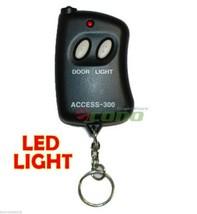 Mini 10 Digit Codes Remote Control Garage Gate Opener Transmitter Access-300 - $18.69