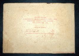 Antique Book 1934 Italy Spa Guide Part II Alpine Resorts Piemonte Photo Maps image 12