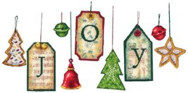 Dimensions Needlecrafts Counted Stitch Ornaments - $11.48