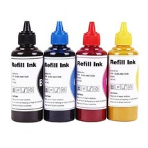 Dye Sublimation Ink Heat Transfor Ink Inkjet Printers Refillable Ink Cartridge c