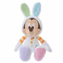 Disney Store Japan Easter Bunny Mickey Plush New with Tags - $32.59
