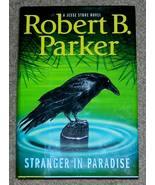 Robert b. parker   stranger in paradise   jesse stone  hb 1 thumbtall