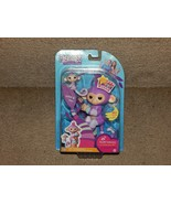 New! Fingerlings BFF Collection Violet & Hope + LR44 Batteries Free Ship... - $10.88