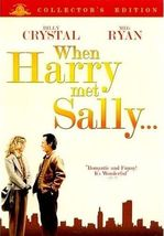 When Harry Met Sally (DVD, 2009, Collectors Edition) - $9.95