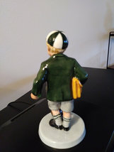 "Royal Doulton 1996 "" Off To School"" Figurine  HN: 3768 Excellent Condition Figur image 2"