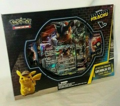 Pokemon Detective Pikachu Greninja-GX Case File Trading Card Game Factory Sealed - $24.74