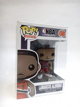 Funko POP Sports NBA Lamarcus Aldridge Vinyl Figure #08 - £37.44 GBP