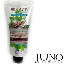 Moisturizing Hand Cream with Snail Slime Extract  100ml made in KOREA - $8.79