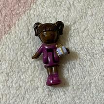 Bluebird Vintage Polly Pocket 1993 Bay Window House Tamsin Doll - $15.99