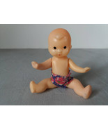 Vintage plastic baby doll toy Made in USSR - $10.00