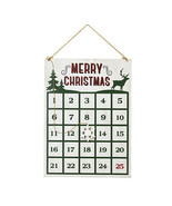 Darice Christmas Wall Calendar: 12 x 16 inches w - $19.99
