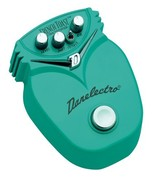 Danelectro DJ-13 French Toast Octave Distortion Mini Effects Pedal - $52.42