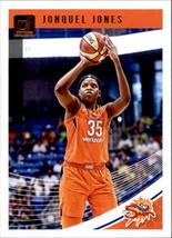 Jonquel Jones 2019 Donruss WNBA Card #84 - $0.99
