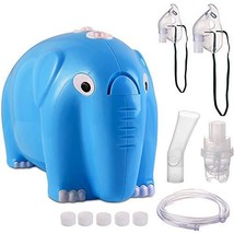 Cool Mist Inhaler for Kids Compressor System Breathing Treatment Asthma ... - $54.15