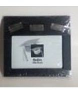 WILTON INDUSTRIES GRADUATION PHOTO FRAME 4 IN. X 6 IN. 10CM X 15CM BLACK... - $9.79