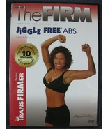 The FIRM Jiggle Free ABS DVD Workout Excercise Fitness Transfirmer Series - $8.99