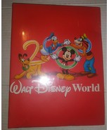 2000 Red Walt Disney World Photo Album With 50 pages NEW and Wrapped - $12.86