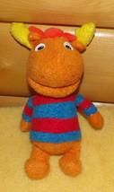 """Backyardigans Tyrone Moose Happy Musical Singing Talking Fisher-Price 9"""" Plush - $7.59"""