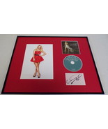 Carrie Underwood Signed Framed 16x20 Blown Away CD & Photo Set PREMIERE - $327.24