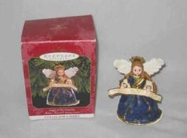 Wonderful Vintage 1999 Madame Alexander Angel Of The Nativity Christmas ... - $31.61