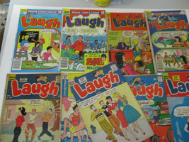Laugh Comics Archie Brand Big Lot Vintage Funny Humor Comics Katy Keene ... - $46.63