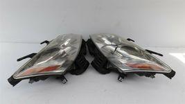 07-09 Lexus ES350 OEM HALOGEN Headlights lamps Set L&R image 7