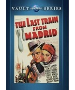 Last Train From Madrid, The DVD Universal Vault Series( Ex Cond.)  - $12.80