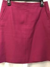 Talbots Women's Skirt Fuchsia Size 14 - $23.76