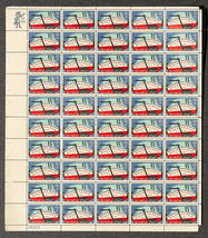 Erie Canal 1817 - 1967, Sheet of 5 cent stamps,... - $7.50