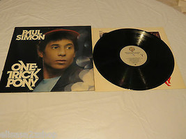 Paul Simon One-Trick Pony HS3472 WB Warner Bros 1980 LP record vinyl alb... - $11.17