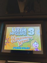 Nintendo Game Boy Advance GBA Disney's Lizzie McGuire 3: Homecoming Havoc image 1