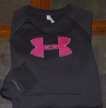Kids Under Armour Cold Gear Semi Fitted Crewneck Sweatshirt Size XL - $14.95
