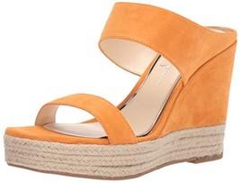 Jessica Simpson Women's Siera Sandal, Tangerine, 5 M US - $26.98