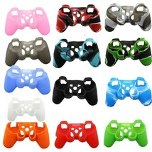 Silicone Rubber Skin Grip Protective Case Cover for Playstation 3 PS3 Co... - $23.48 CAD