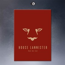 """SteamPunk ART """"House Lannister"""" HD print on canvas huge wall picture 24x16"""" - $16.82"""