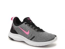 Nike Flex Experience Rn 8 Women's Gray Black Pink White Running Shoes AJ... - $39.99