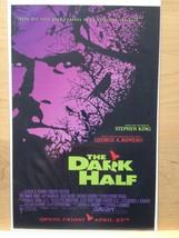 The DARK HALF Original Trimmed Paper Movie Advertisement 1993 George A. Romero - $11.83