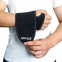 Wrist Gel Ice Pack Neoprene Wrap for Hot Cold Reusable Therapy, Great for Carpal image 2