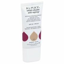 Almay Smart Shade Anti Aging Skintone Matching Makeup #300 Medium (3 PACK) - $27.99