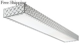 Lithonia Lighting 11241DP RE Fluorescent Linear, Silver - $93.51