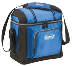 Insulated Cooler Picnic Bag Soft Drink Tote Lunch Camping Box Carrying 1... - $31.68