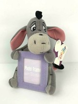 """Eeyore Mini Plush Frame NWT The Disney Store 6"""" - $7.69"""