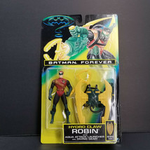 Robin Hydro Claw Batman Forever Kenner 1995 Mint on Near Mint Card - $7.99