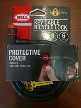 Bell Ballistic 410 Cable Bike Lock, Black - $4.70