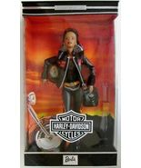 Harley Davidson AA Barbie Doll (Collector Edition) new - $95.00