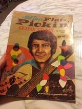 Mel Bay's Flat Pickin Guitar Styles Tommy flint 93328 1973 Paperback She... - $17.09