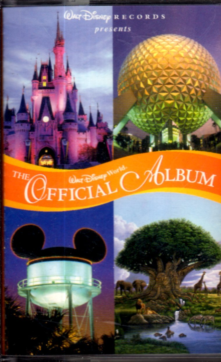 "Walt Disney World  'The Official Album"" image 3"