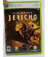 Clive Barkers Jericho Microsoft Xbox 360 2007 Video Game Complete in Box... - $24.63