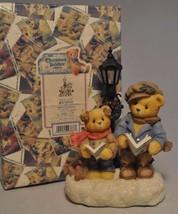 Cherished Teddies - John and William - 533858 - When Friends Meet, Heart... - $18.80